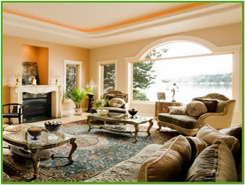 Big Living Room Interior Design Ideas