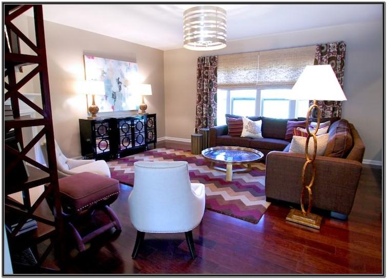 Brown And Plum Living Room Ideas