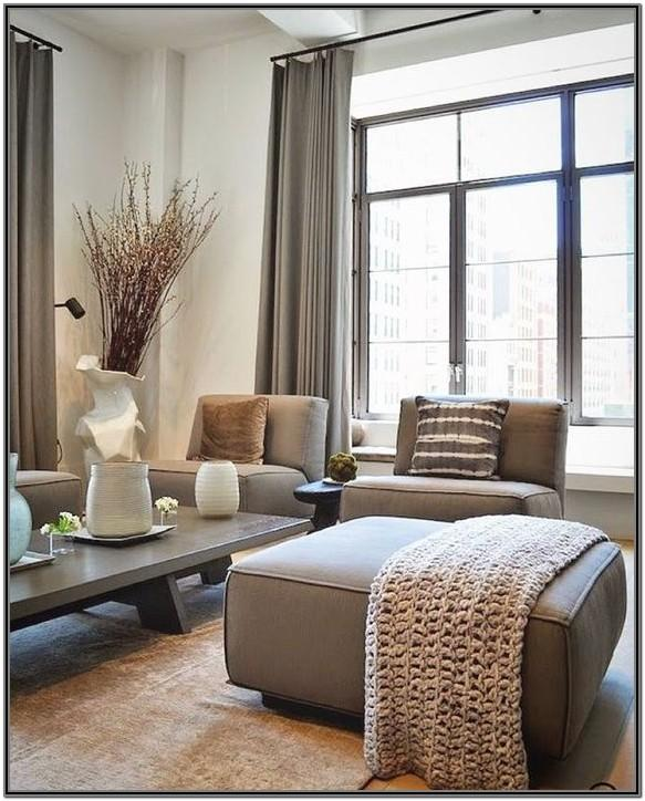 Brown And Taupe Living Room Ideas
