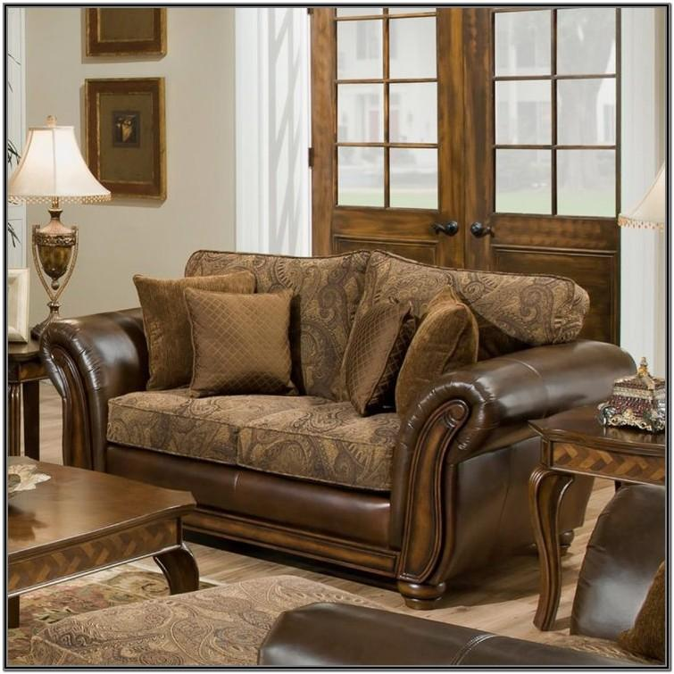 Brown Fabric Couch Living Room Ideas