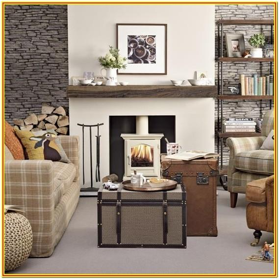Casual Traditional Living Room Ideas