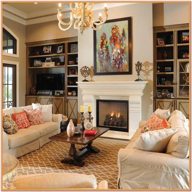 Chimney Living Room Ideas