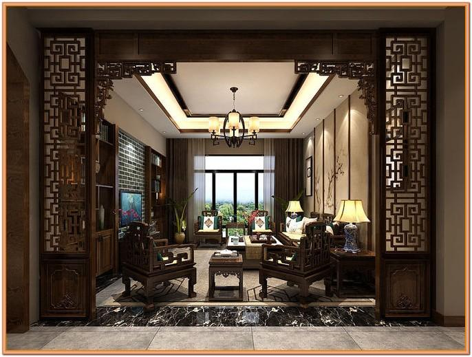 Chinese Industrial Living Room Ideas