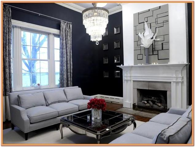 Classic Contemporary Living Room Design Ideas