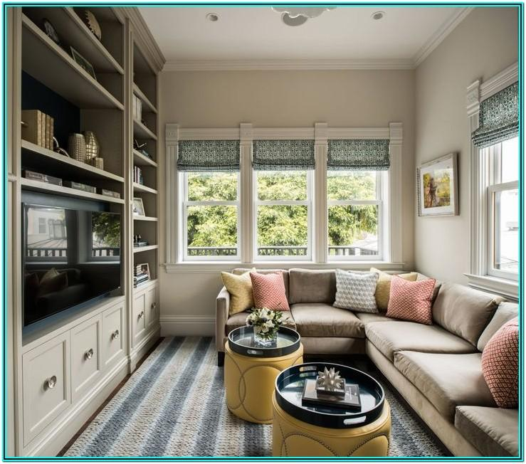 Cosy Living Room Ideas With Tv