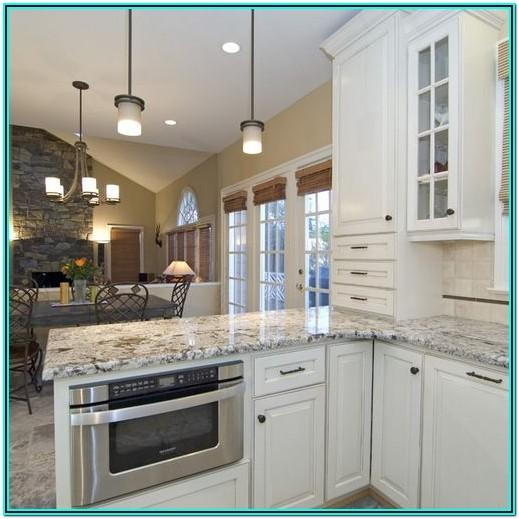 Counter Top Kitchen Living Room Ideas