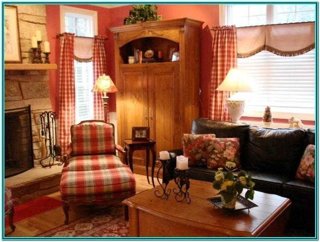 Country Casual Living Room Ideas