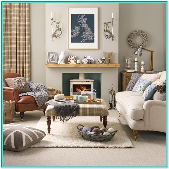 Country Furniture Ideas For Small Living Room