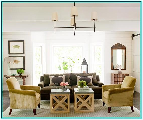 Country Living Room Remodeling Ideas