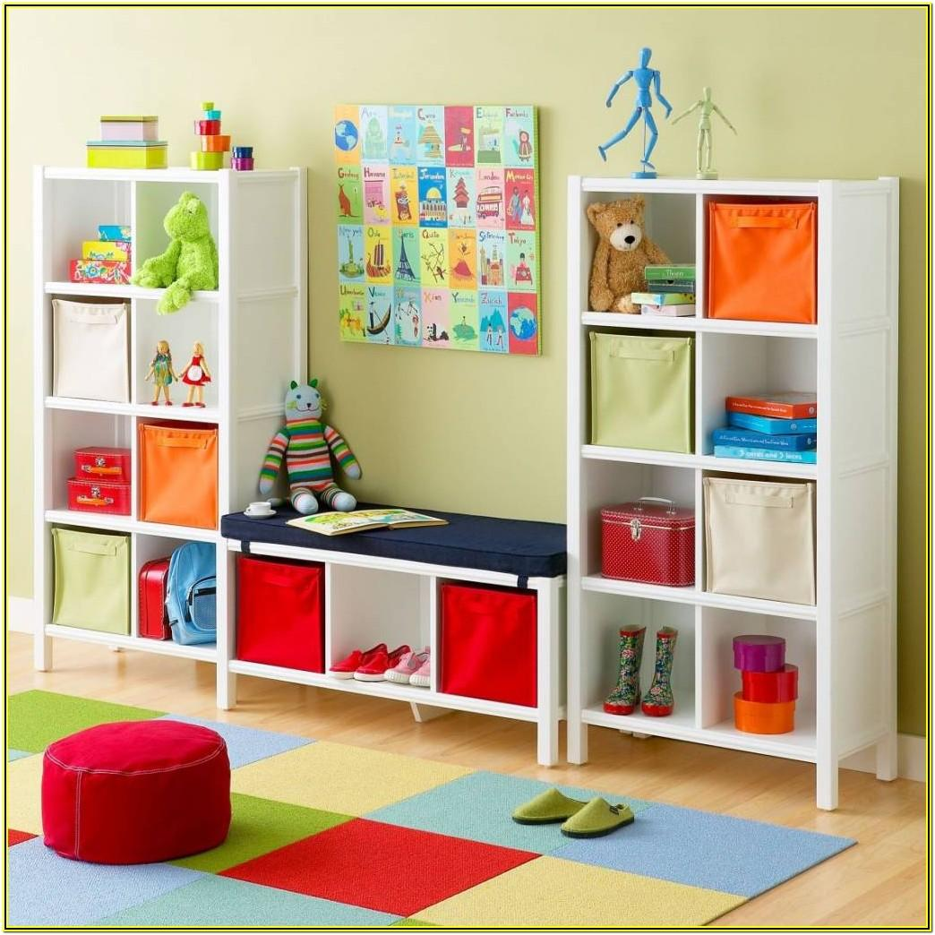 Creative Toy Storage Ideas For Living Room