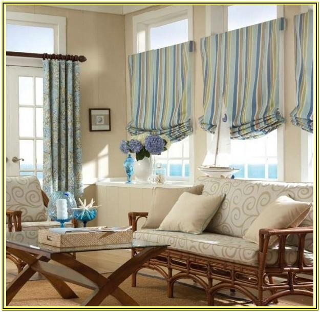 Curtain Design Ideas For Small Living Room