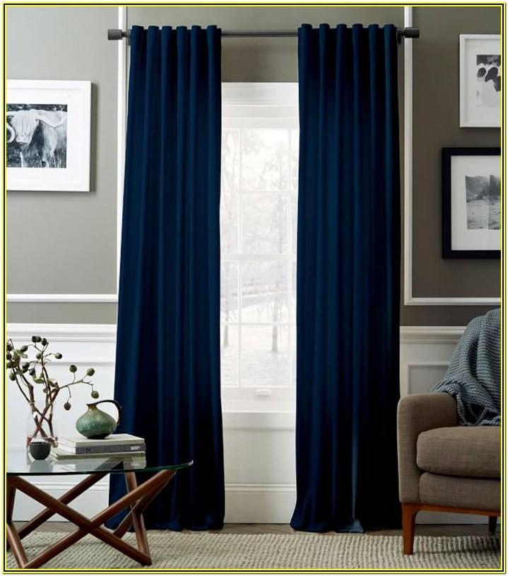 Curtain Ideas For Dark Living Room