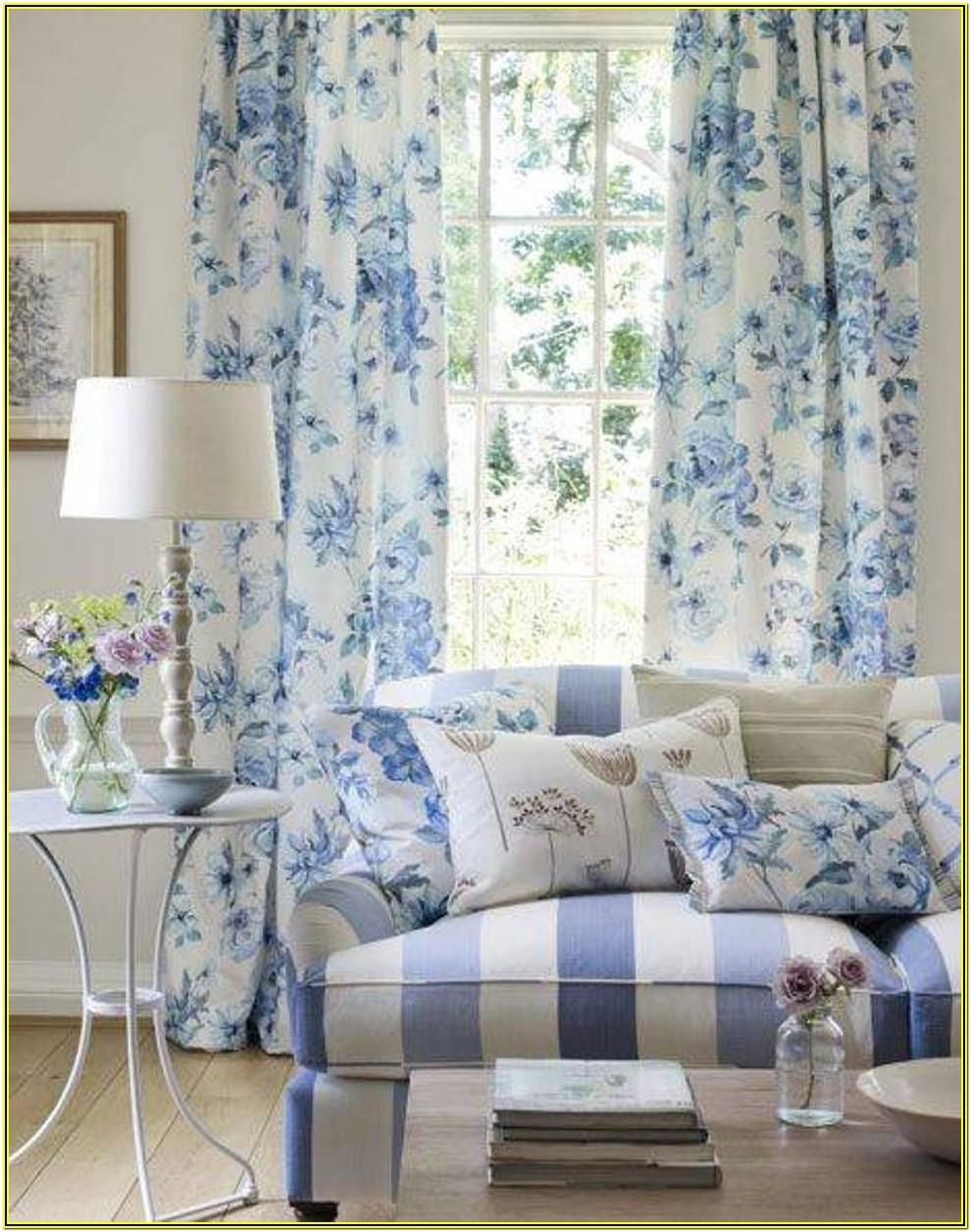 Curtain Ideas For French Country Living Room