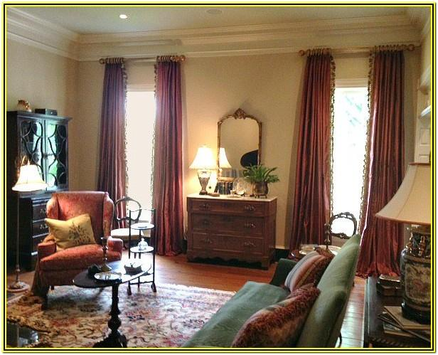 Curtain Ideas For Living Room Pictures