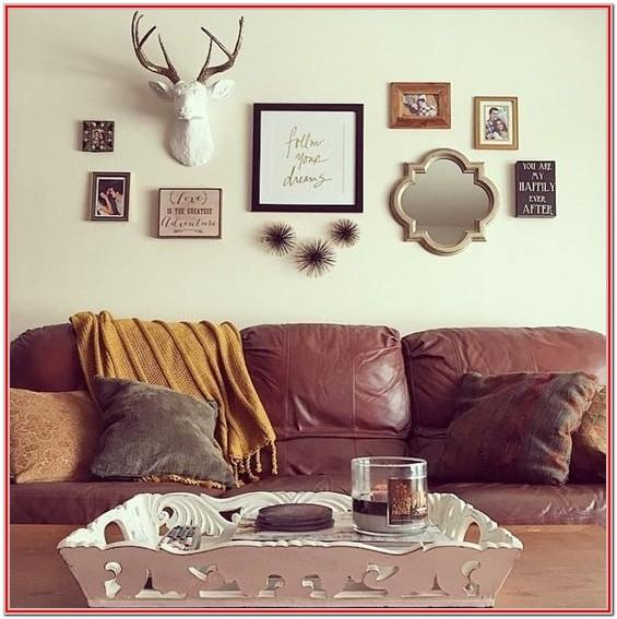 Deer Head Living Room Ideas