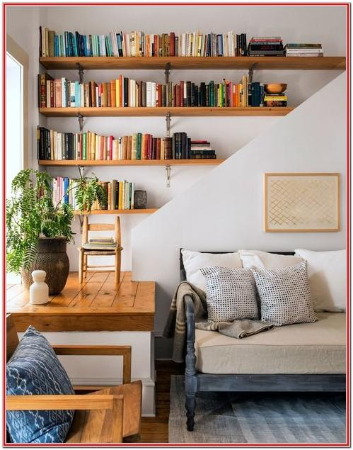 Design Ideas For Living Room Shelves