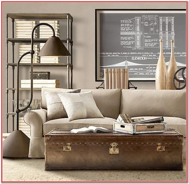 Design Ideas For Living Room With Trunks