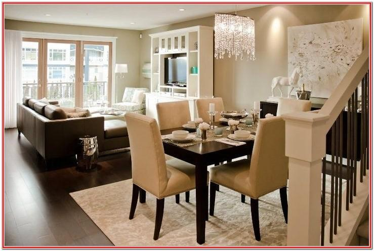 Design Ideas For Small Living Room Dining Room Combo