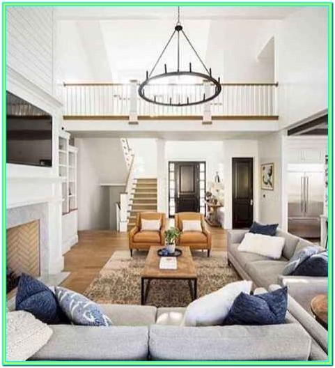 Elegant Modern Farmhouse Living Room Ideas