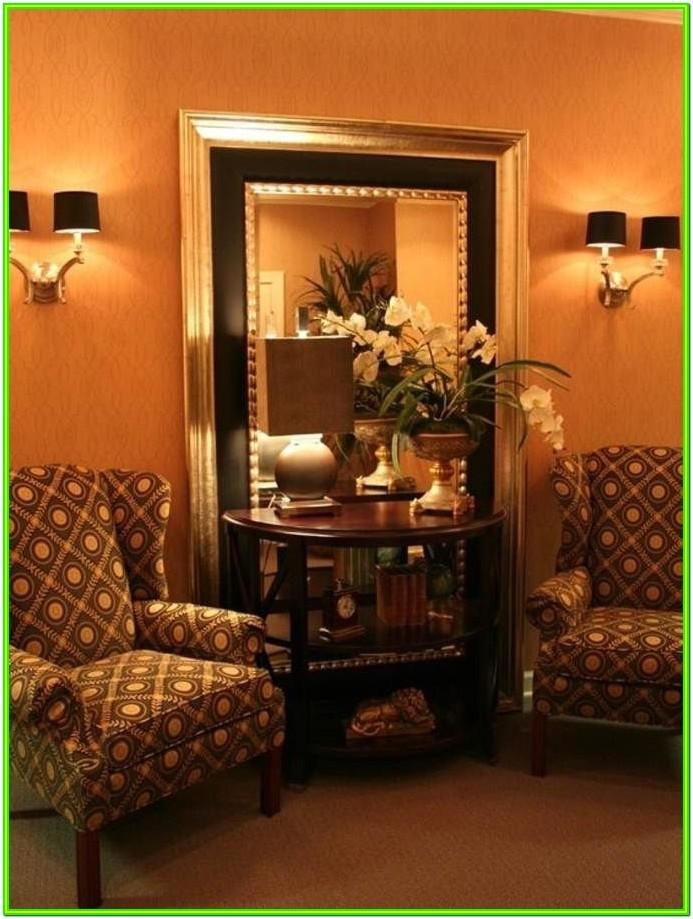 Five Mirror Sets Living Room Ideas