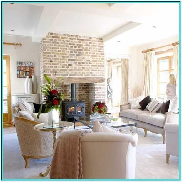 French Provincial Modern Living Room Ideas