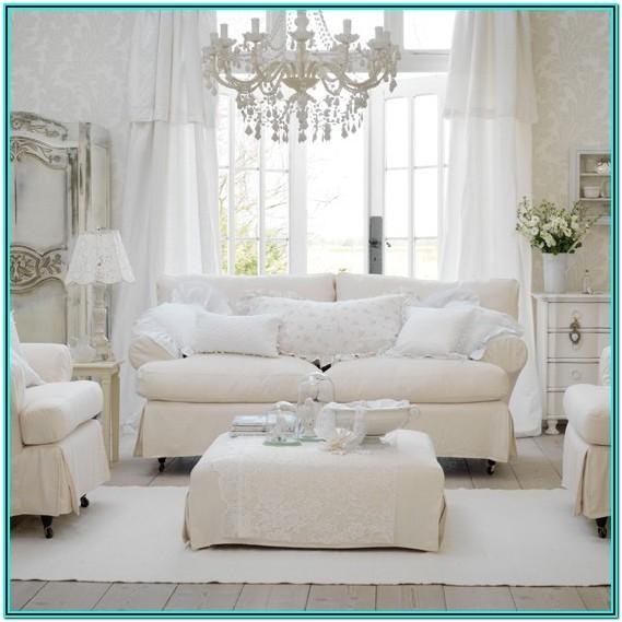 French Shabby Chic Living Room Ideas