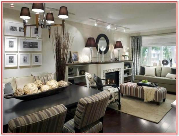 Living Room Dining Room Combo Design Ideas