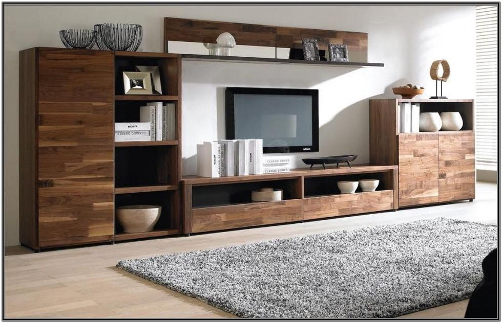 Living Room Wall Cabinet Ideas