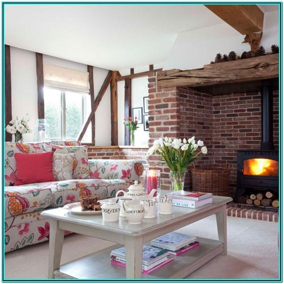 Modern Country Cottage Living Room Ideas