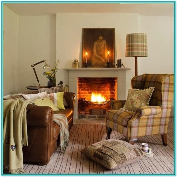 Small Country Cottage Living Room Ideas