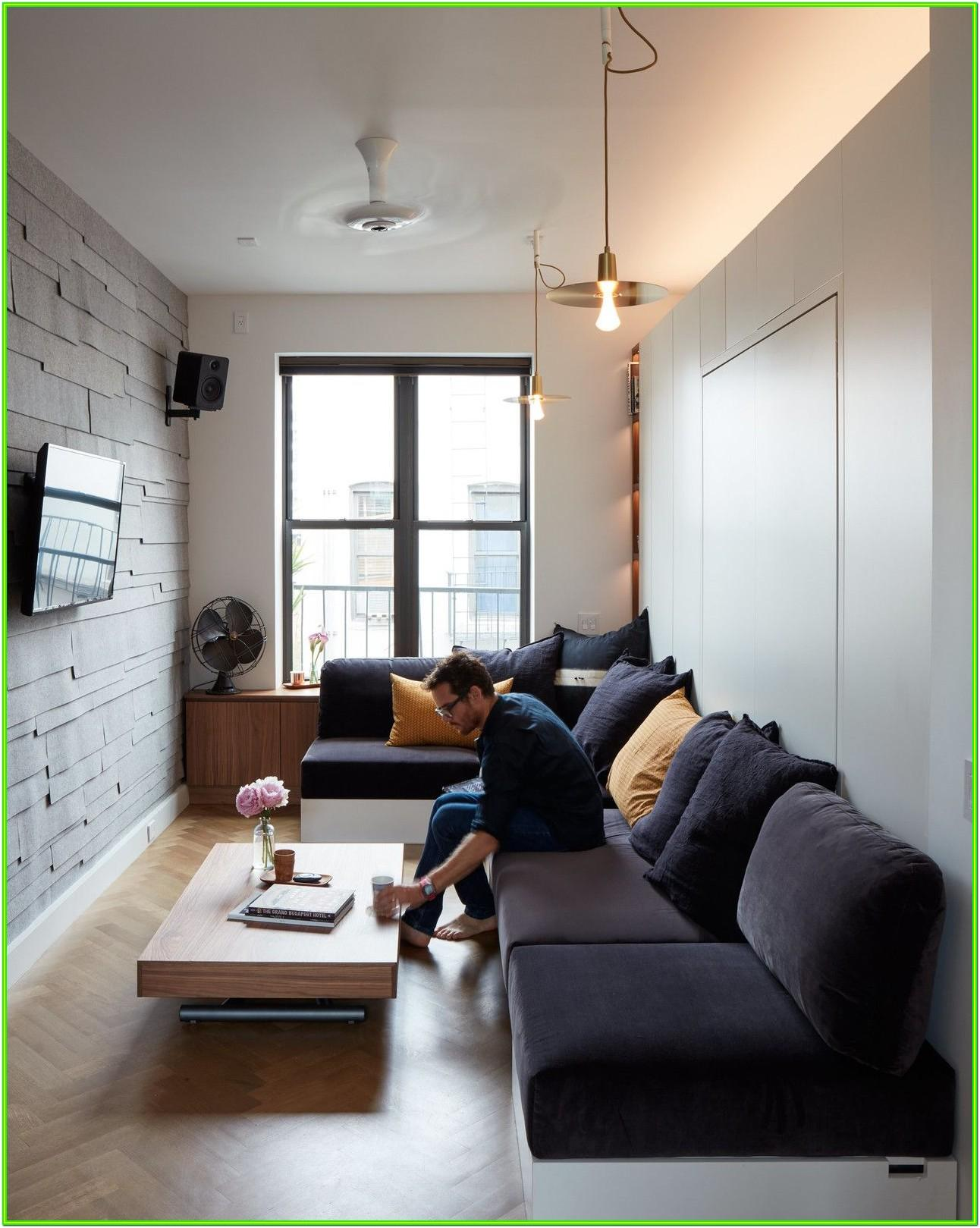 Small Flat Living Room Ideas