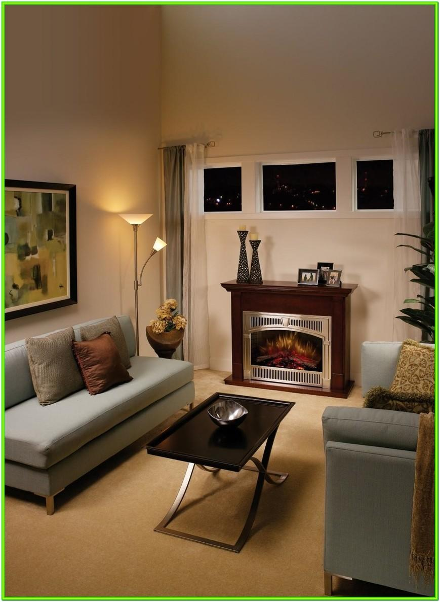 Small Living Room Fireplace Ideas