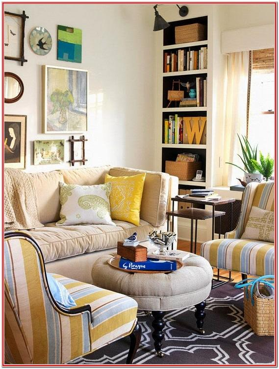 Small Space Design Ideas Living Rooms