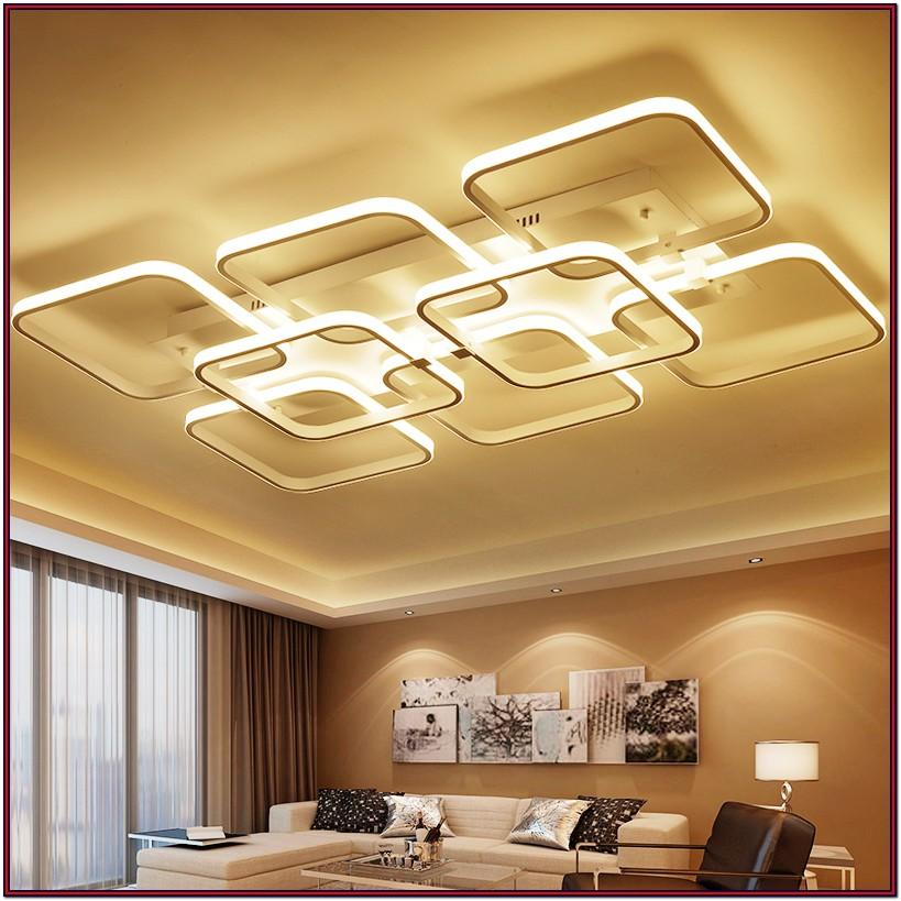 Ceiling Led Lighting Ideas For Living Room