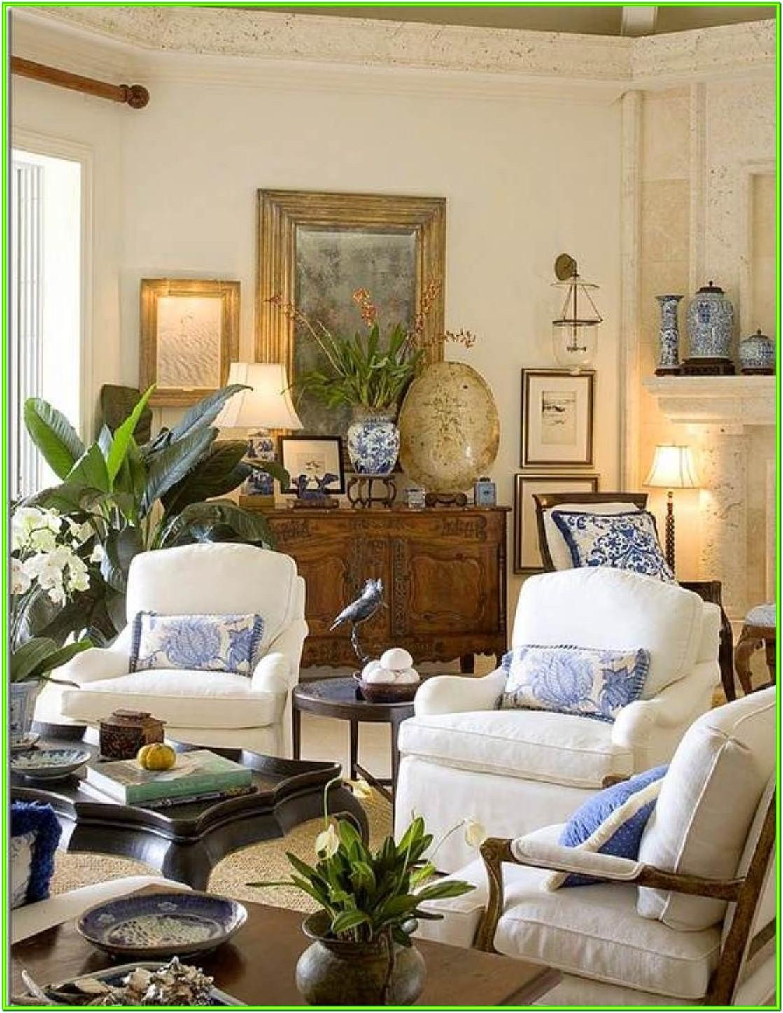 Classic Style Living Room Ideas