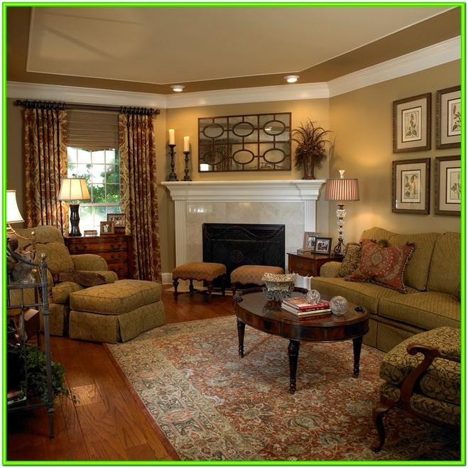 Classic Traditional Living Room Ideas