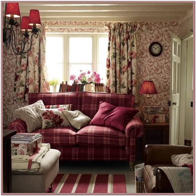 Cottage Laura Ashley Living Room Ideas