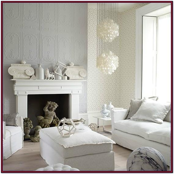 Gray And White Living Room Ideas