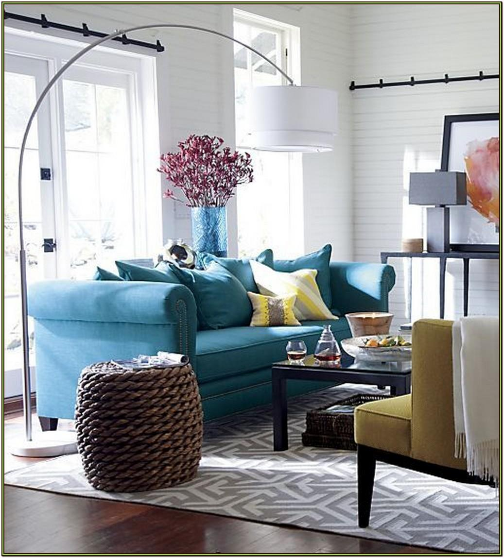 Grey Yellow And Teal Living Room Ideas
