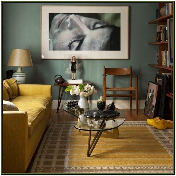Grey Yellow Teal Living Room Rug Ideas