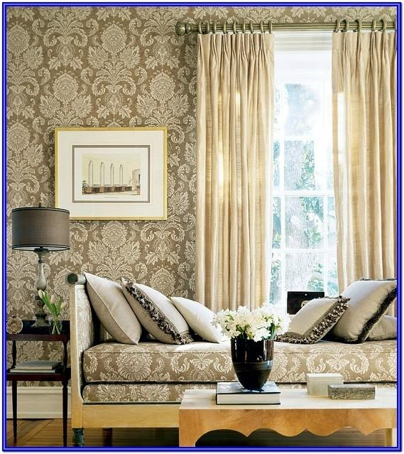 Interior Design Ideas Living Room Wallpaper