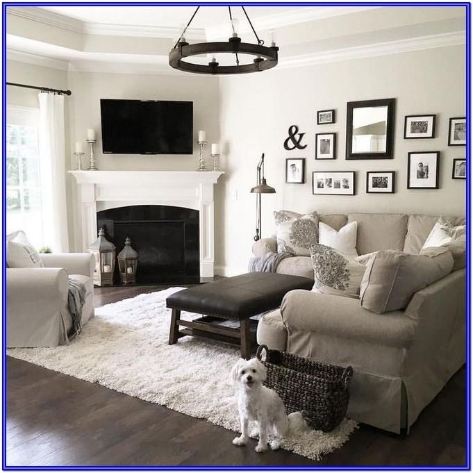 Joanna Gaines Lcountry Farmhouse Living Room Ideas