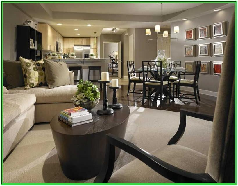 Kitchen And Living Rooms Ideas