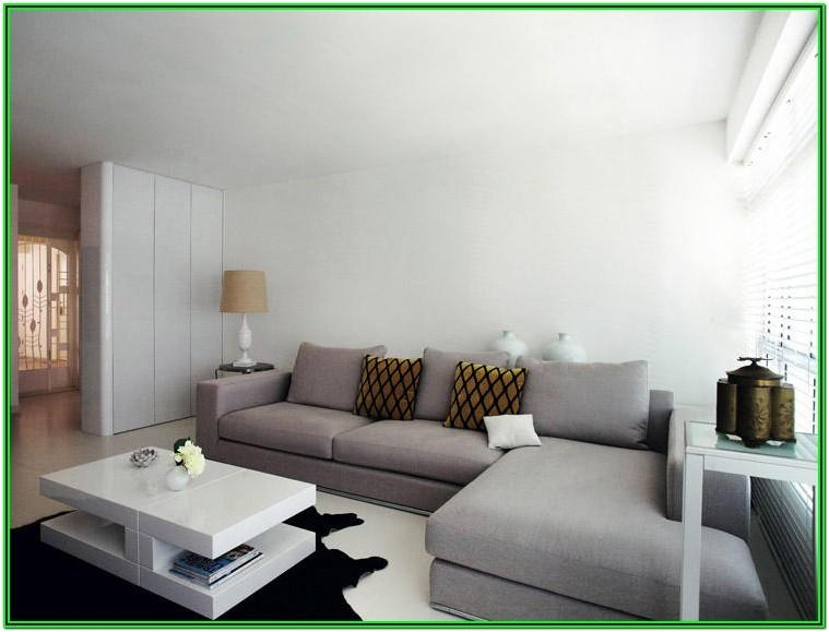 L Shaped Couch Small Living Room Ideas