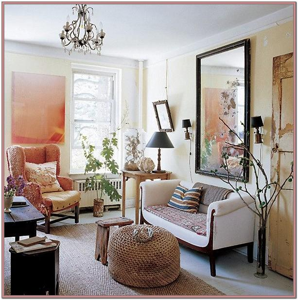 Large Mirror In Living Room Ideas