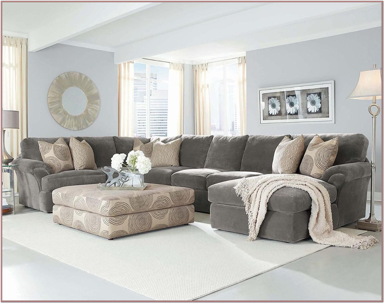 Large Sectional Living Room Ideas