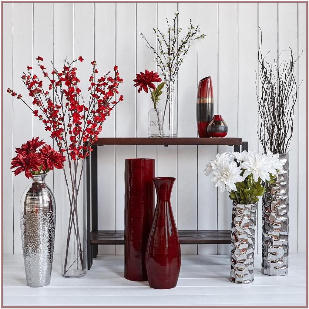 Large Vase Ideas For Living Room