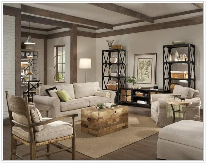 Modern Industrial Style Living Room Ideas